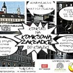 Konkurs MBP na komiksową zakładkę do książki