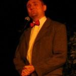 Piotr Laskowski – Król łgarzy w 29 Turnieju Małych Form Satyrycznych w Bogatyni