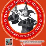 The Big Boat Of Humour 2012 – Wielki Turniej Rysowników Satyrycznych o nagrodę Stacji Nowa Gdynia