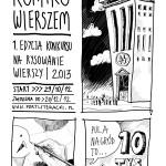 "KONKURS ""KOMIKS WIERSZEM"""