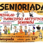 II SENIORIADA – LESKO 2012