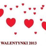"""FRASZKI TADEUSZA CHARMUSZKO – LAUREATA I NAGRODY W KONKURSIE """"POETYCKIE WALENTYNKI 2013″"""