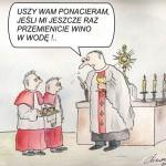 SŁAWOMIR LIZOŃ RYSUJE DLA PORTALU MIGIELICZ.PL