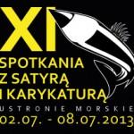 Konkurs na rysunek satyryczny MORKA 2013