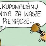 """STANISŁAW KOŚCIESZA """"KOST"""" RYSUJE DLA PORTALU MIGIELICZ.PL"""