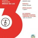 III Bielski Konkurs Satyryczny WRZUĆ NA LUZ