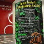 """Wyniki Turnieju Poetyckiego o """"CHMIELAKOWY ANTAŁEK 2014″"""