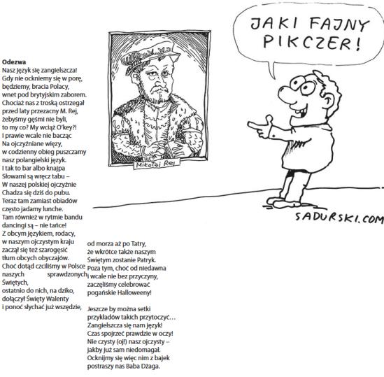 Archiwum Portalu Wiersz Odezwa Zofii Nowackiej Wi Czek