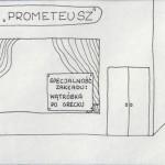 """RYSUNKI JERZEGO KASZUBY- ZWYCIĘZCY TURNIEJU SATYRYCZNEGO """"O GĄSKĘ ZIEMI WIELUŃSKIEJ"""""""