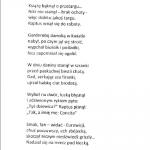 """UTWORY JAROSŁAWA ANDRASIEWICZA- WYRÓŻNIENIE W TURNIEJU LITERACKIM XIX OGÓLNOPOLSKIEGO TURNIEJU SATYRY """"O ZŁOTĄ SZPILĘ"""""""