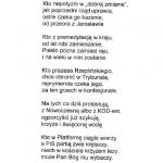 """UTWORY GRZEGORZA LEWKOWICZA- WYRÓŻNIENIE W TURNIEJU LITERACKIM XIX OGÓLNOPOLSKIEGO TURNIEJU SATYRY """"O ZŁOTĄ SZPILĘ"""""""