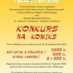 """Konkurs na Komiks """"Solidarność – Droga do Wolności"""" rozstrzygnięty"""
