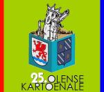 """XXV Międzynarodowy Konkurs Rysunku Satyrycznego """"Olense Kartoenale"""""""