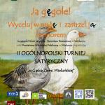 """II Turniej Satyryczny """"o Gąskę Ziemi Wieluńskiej"""""""