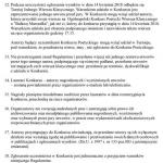 """III Ogólnopolski Konkurs Poetycki Wiersza Klasycznego """"O Buławę Marszałka"""""""
