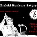 """VII BIELSKI KONKURS SATYRYCZNY """"WRZUĆ NA LUZ"""""""
