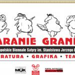BARANIE GRANIE- OGÓLNOPOLSKIE BIENNALE SATYRY IM. STANISŁAWA JERZEGO LECA 2019