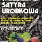 """II Ogólnopolski Konkurs Satyryczny """"SATYRA UROBKOWA"""""""