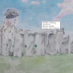 """JUSTYNA BIELAWA RYSUNEK – II NAGRODA W TURNIEJU PLASTYCZNYM W RAMACH XXIII OGÓLNOPOLSKIEGO TURNIEJU SATYRY """" O ZŁOTĄ SZPILĘ"""" 2020"""